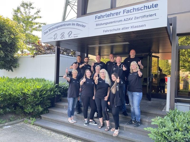 Team Fahrlehrerfachschule